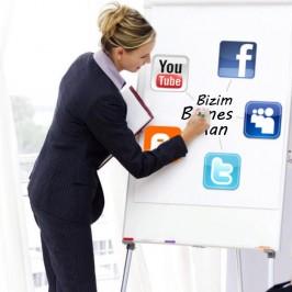 Sosial Media Marketinq ilə Biznes Çalışmalar