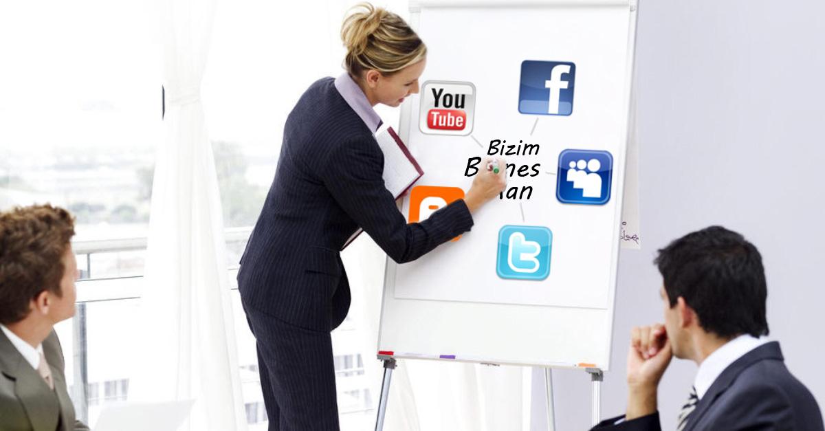 Biznesiniz Üçün Sosial Media Marketinq Çalışmaları