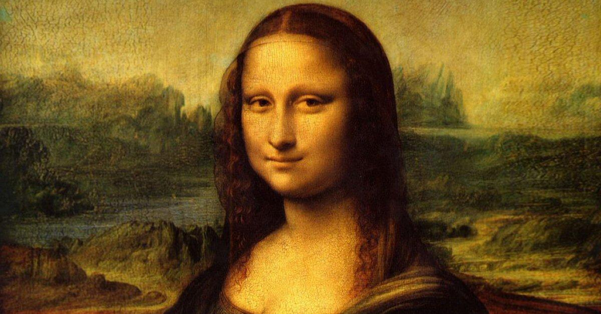 Leonardo Da Vincinin Mona Lizası Dünyanın Ən Məşhur Rəsmidir