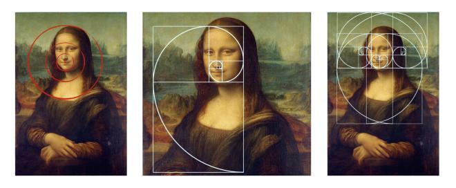 Qızıl Spiral və Mona Liza