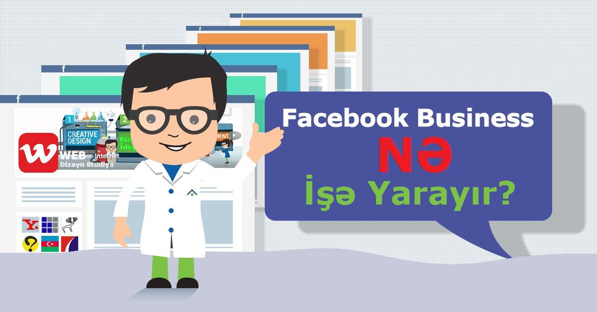Facebook Biznes (Facebook Business) Nə İşə Yarayır?
