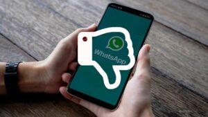 WhatsApp-ı siləkmi?